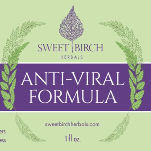 Anti-Viral Formula 1oz.