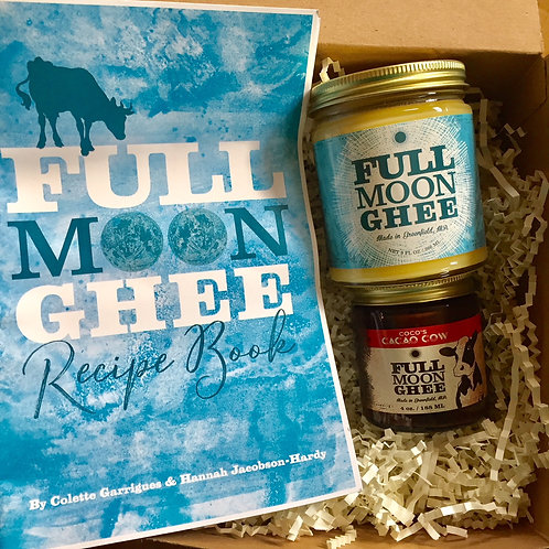 Full Moon Ghee Gift Box (large)