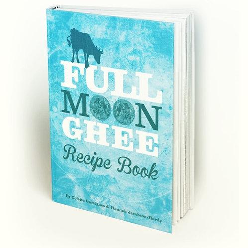 Full Moon Ghee Recipe Book