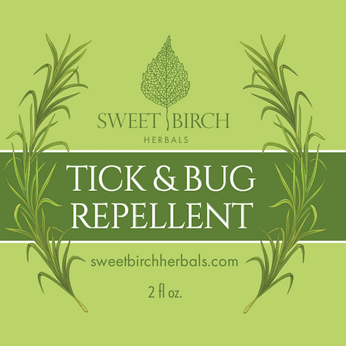 Bug & Tick Repellent Spray