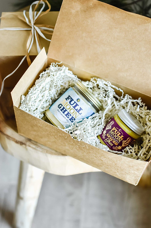 Full Moon Ghee Gift Box (small)