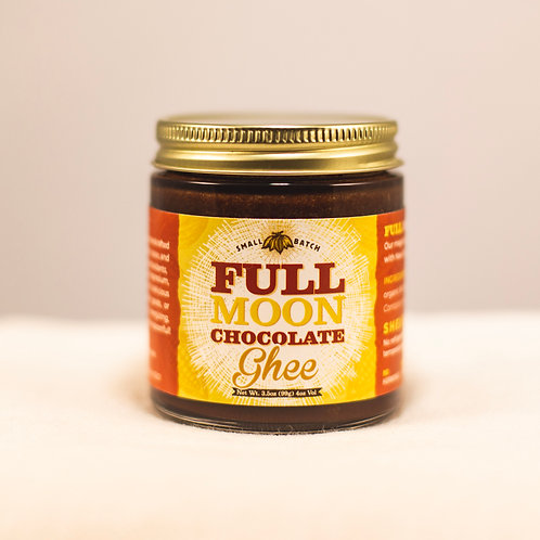 Chocolate Ghee 4 oz. jar