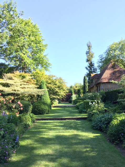 Les jardins de Cambremer