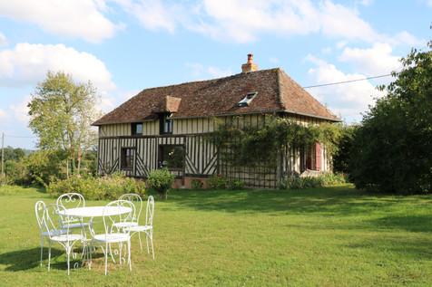 La Blanchetière, gîte de charme en Normandie Calvados