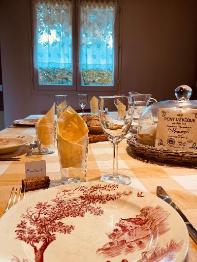 La Blanchetière, gîte de charme en Normandie Calvados Pays d'Auge