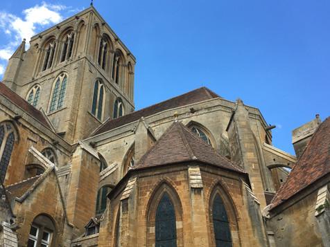 Abbatiale de Saint-Pierre-sur-Dives