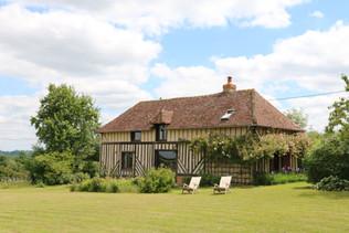 La Blanchetière-Gîte de charme en Normandie Calvados