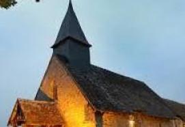Fondation du patrimoine. Eglise Saint Désir de la Pommeraye à Saint Désir