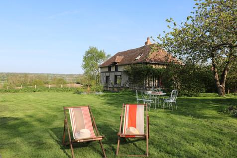 Charming Cottage Normandy-Gîte de charme Normandie