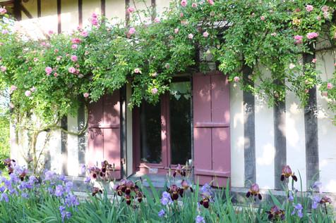 La Blanchetière, une maison de famille en Normandie