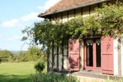 La Blanchetière gîte de charme en pays d'auge normandie calvados