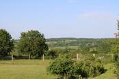 Vue imprenable sur la campagne normande-gîte de charme normandie calvados