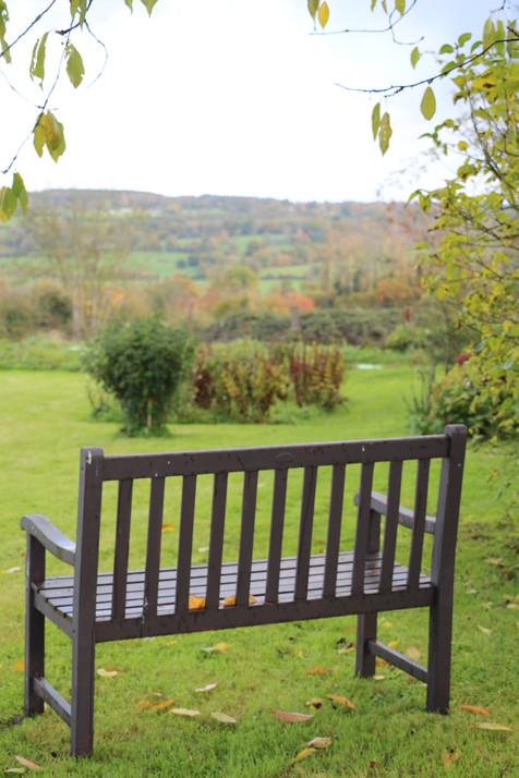Les belles couleurs de l'automne, gîte de charme normandie calvados