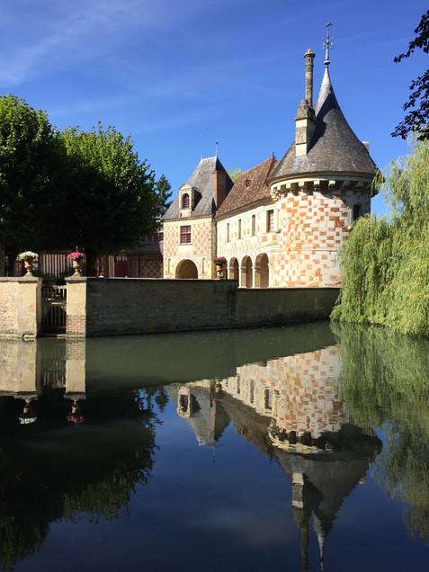 Le château de Saint Germain de Livet