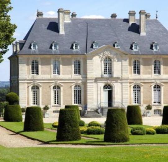 Château de Vendeuvre Normandie Calvados