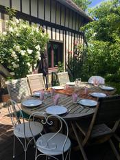 Gîte de charme Calvados Normandie-La Blanchetière