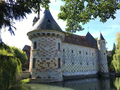 Le château de Saint-Germain-de-Livet