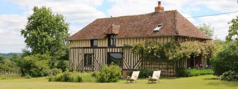 gîte de charme Normandie-charming normandy cottage-Calvados