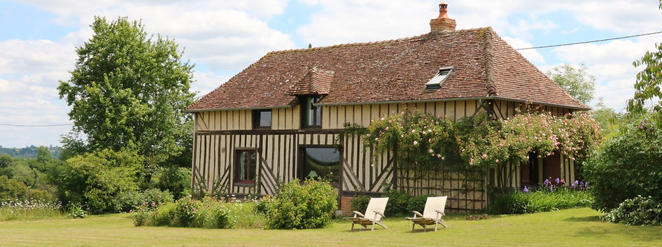 La Blanchetière, charming cottage in Normandy-Calvados