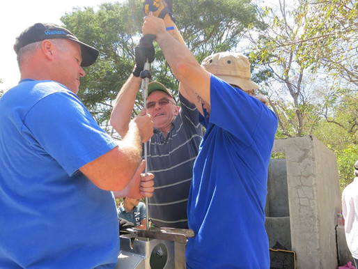 Nicaragua, Water Ambassadors - Doug Morse