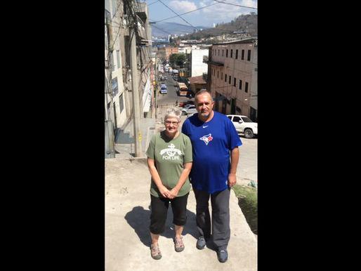 Honduras,Baptist General Conference of Canada - Gordon & Anna MacKenzie