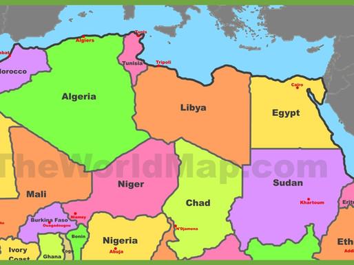 AIM - SJ In North Africa