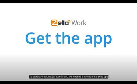 Zello Support Video