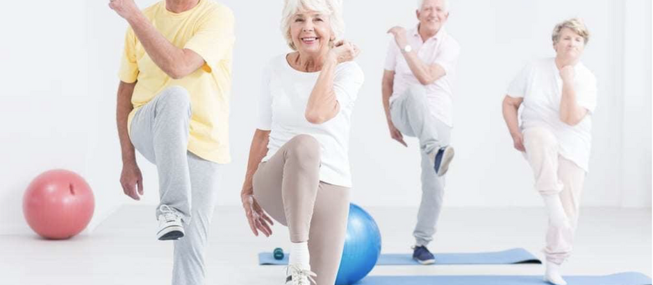 Seniors' Guide to Exercise