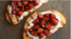 recipestrawberrybruschetta-de