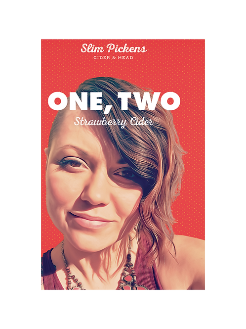 One• Two • Strawberry
