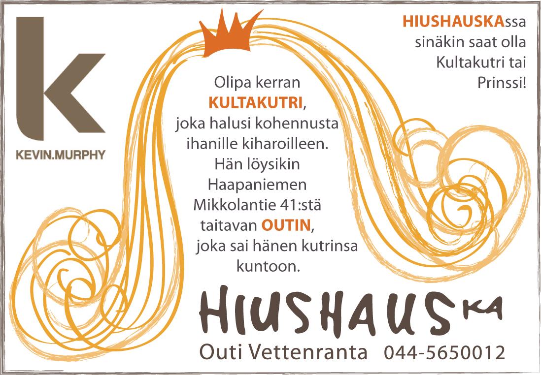 Hiushauska
