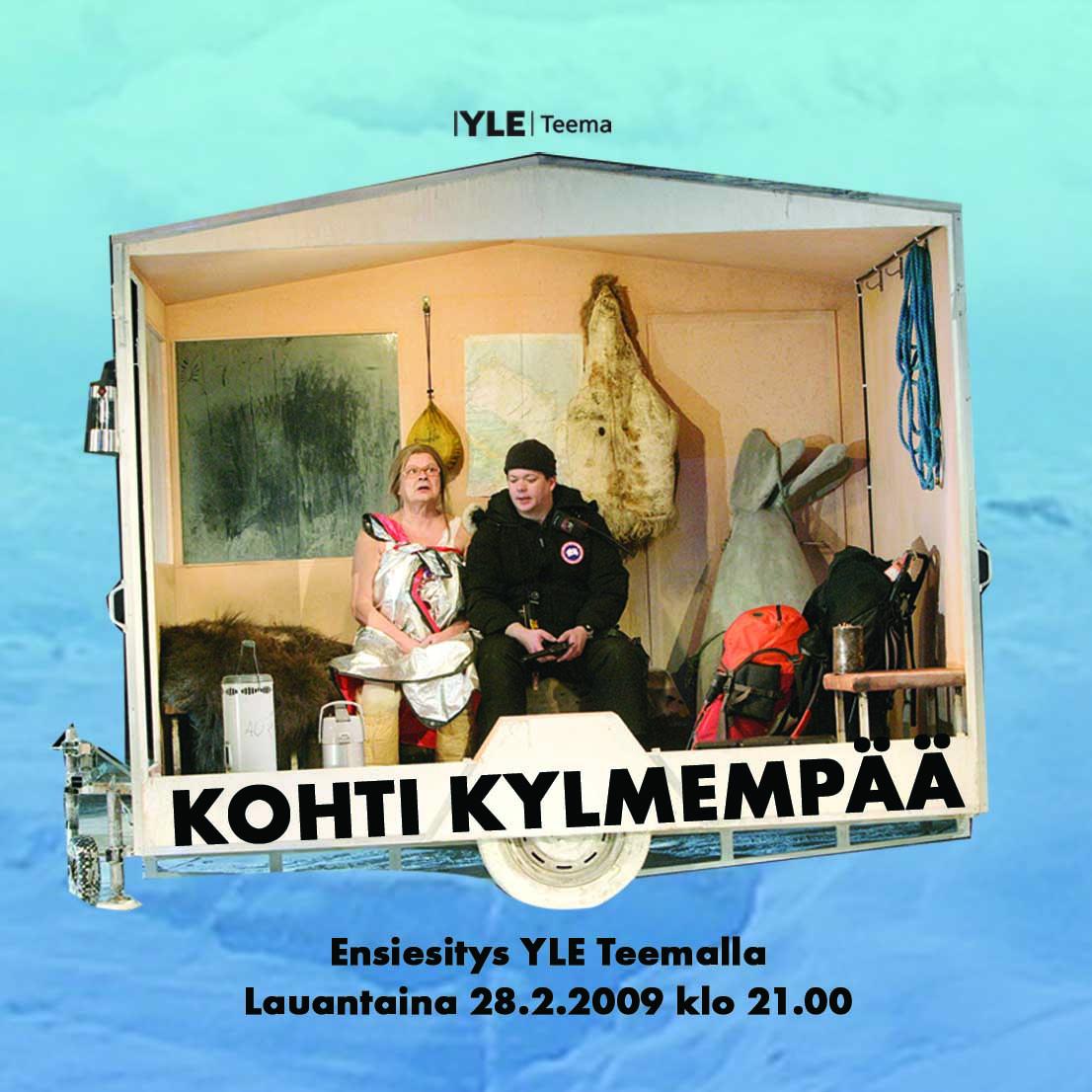 Kohti kylmempää dvd/ Yle