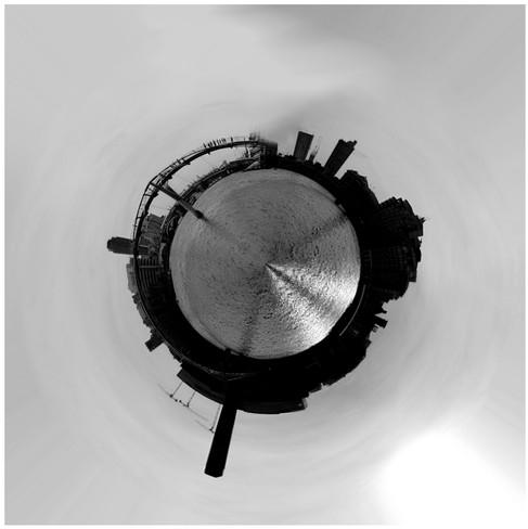 london #62 - millenium bridge & tate mod