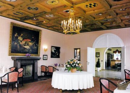 Clubhaus Kaminzimmer