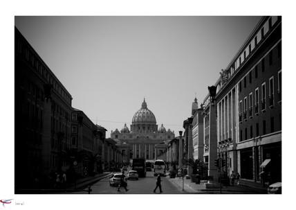 rom #48 - via della conciliazione e basi