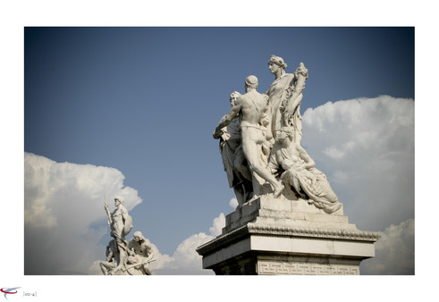 rom #123 - monumento a vittorio emanuele