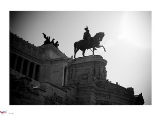 rom #122 - monumento a vittorio emanuele