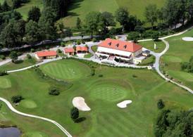 Luftbild Clubhaus