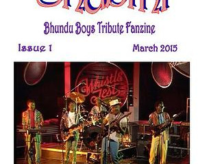 New Bhundu Boys Fanzine