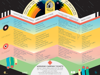 Doune the Rabbit Hole Festival (22nd Aug)