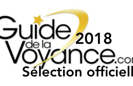 Sélection Guide de la Voyance 2018