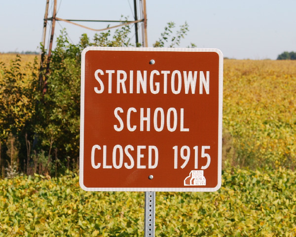 Stringtown School