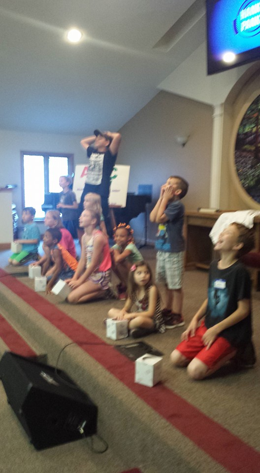 Vacation Bible School (2)