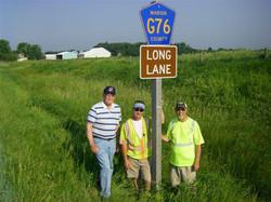 Long Lane with A Davis et al