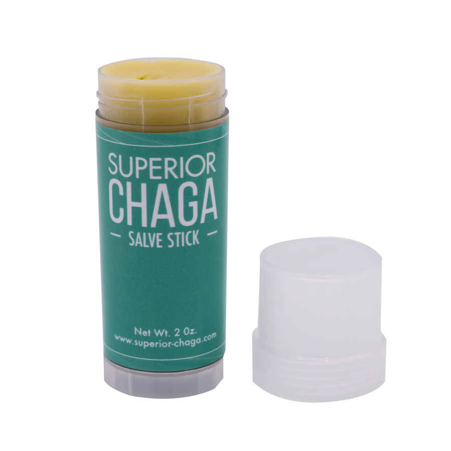 Superior Chaga Product Photography