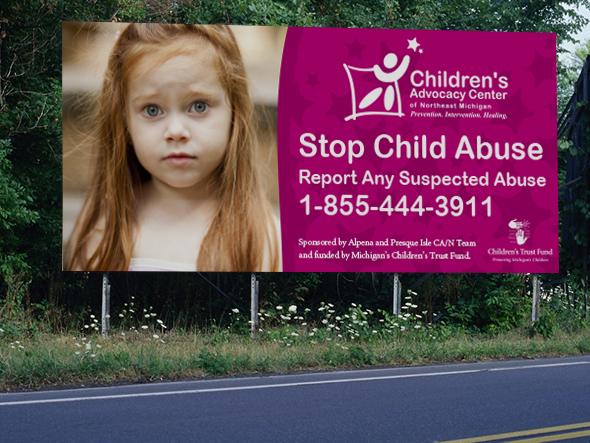 Children' s Advocacy Center Marketing Campaign