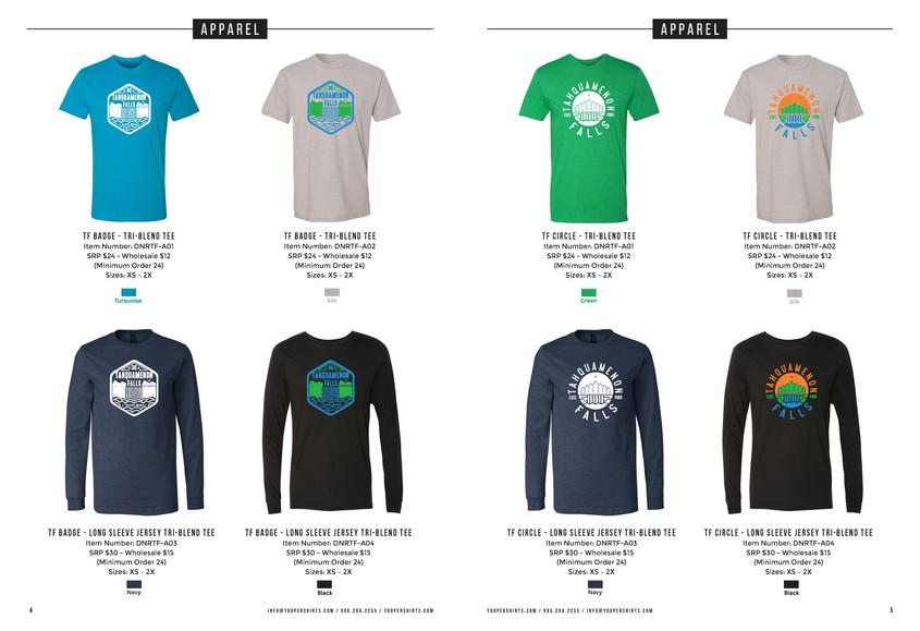State Park Catalog Yooper Shirts