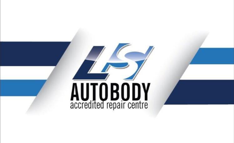 LS Autobody Logo with Stripes on White_e