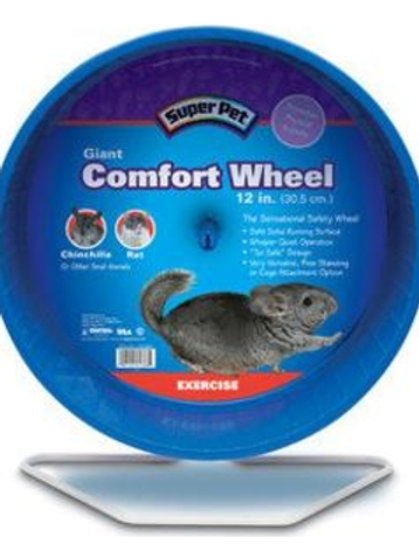 "12"" Kaytee Comfort Wheel - Assorted Colors"