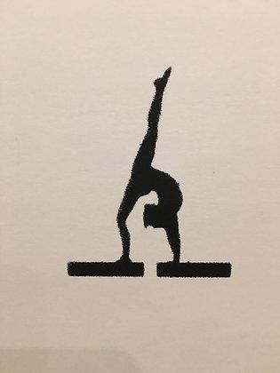 Gymnast Beam #2